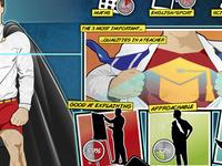 Hero-Teacher Infographic
