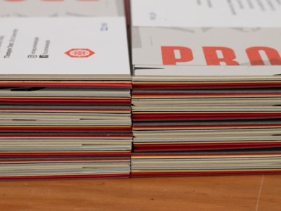 Process: Issue 1 analog lab print risograph books graphic  design zines