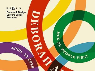 FBDLS – Deborah Adler silkscreen events fbdls posters