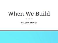 Build 2011 Videos
