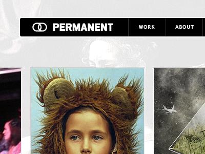 Permanent permanent thumbnails art