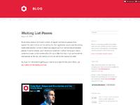 Blog full