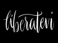 Day 27 - 365 Days Of Lettering - Liberatevi