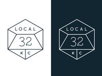 LOCAL 32 Branding