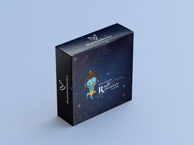 Custom Gift Box Design vector illustration graphic clean design minimal