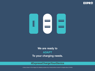 #ExpressChargeYourCampaign ad campaign poster vector illustration graphic clean design minimal