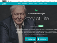 David Attenborough's Story of Life - Hub Page