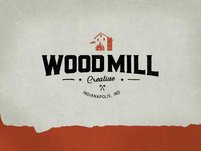 WoodMill Logo