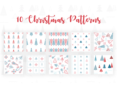 Xmas Patterns xmas pattern christmas