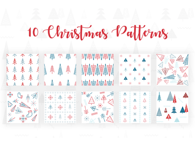 Xmas Patterns xmas pattern christmas