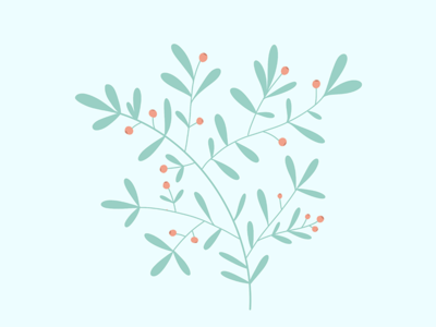 WIP: Foliage & Flower pattern pattern art pattern a day illustration art procreate pattern design illustration foliage pattern