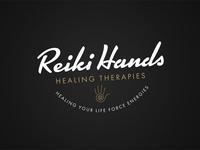 Reiki Hands Logo