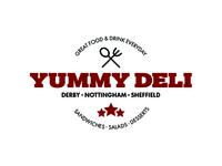 Yummy Deli Logo Template