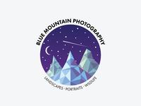 Blue Mountain Logo Concept