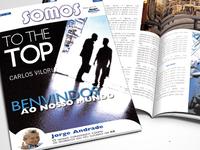 Magazine layout proposal