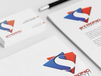 Strong - brand identity