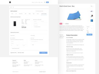 Screenworks website dashboard design ui  typography icon app branding ux type flat web shop