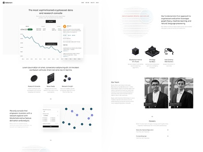 Cryptocurrency landing page graph stock illustration ux ui design icon website landing cryptocurrency currency crypto