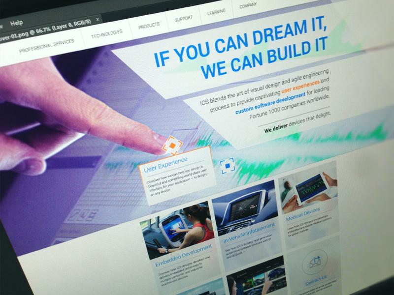 Web Design web design navigation typography menu site touch tile hotspot banner