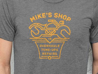 Mikes shop