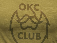 Okc Beard Club Womens Tshirt
