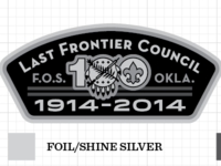 Lfc And Fos Centennial Patch