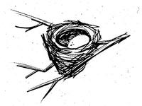 Bird Nest Illo