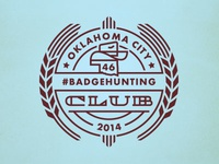 Okc Badgehunting