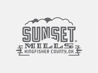 Sunset Mills Logo