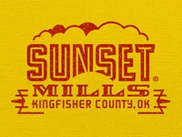 Sunset Mills Stamp