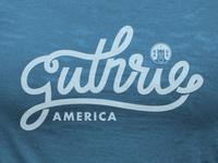 Guthrie America Ladies Shirt