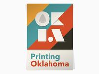 Printing Oklahoma