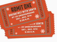 UG Santa Ticket