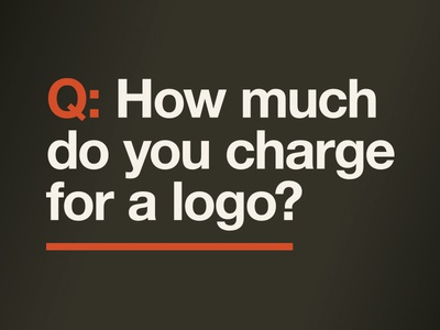 How Much For A Logo