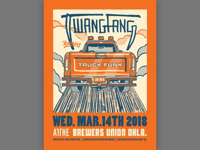 Twang Fang + Truck Funk