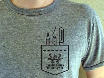Wdc shirt pocket