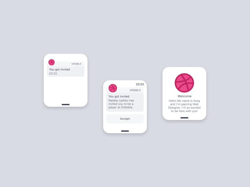 Hello Everybody dribbble invitation thanks hello