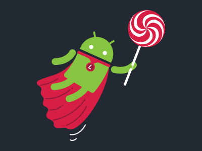 Android android illustration t-shirt design android lollypop