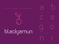 Blackjamun Typeface (WIP)
