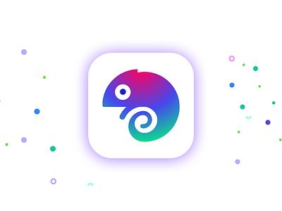 App Icon app icon colour chameleon