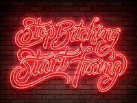 Stop Bitching, Start Fixing!