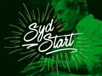Sydstart Logo Redux
