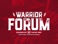 Warrior Forum Merch