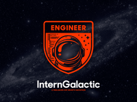 Engineer Badge - InternGalactic