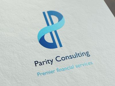 Parity Consulting Branding