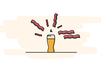Bacon and Beer Pairing