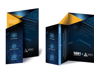 YPO + TiER1 brochure print brochure