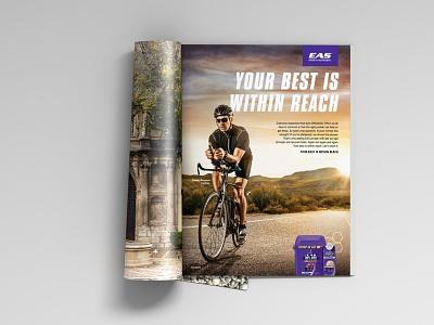 EAS print ad print