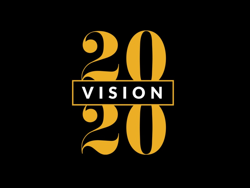 Vision 2020 2020 church theme vision