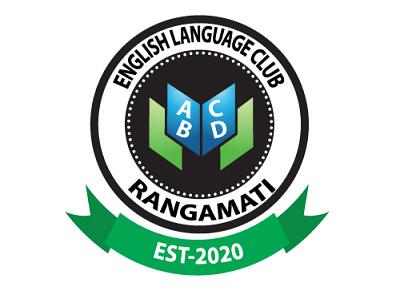 ENGLISH LANGUAGE CLUB LOGO branding how to design logo logo designer design design a logo fiverr logo how to design a logo graphic designer creative logo design
